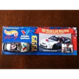 Hot Wheels 10 Years Of Racing Martin, Roush And Valvoline