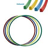 Gymnastikreifen Hula-Hoop Reifen 70 cm Durchmesser Farbe: gelb