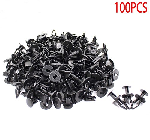 GooDeal 100pcs Fender Liner Clip Push-Type Fastener Retainer 11589292 for GMC GM (Fender Liner Clips compare prices)