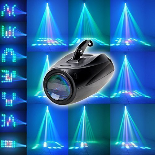 TSSS Magic Pattern Stage Lights Projector 64