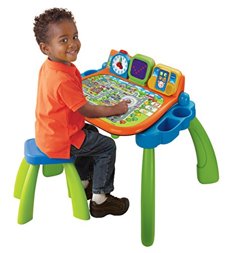 Walmart Learning Toys : Vtech touch and learn activity desk new ebay