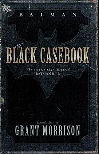 Batman: The Black Casebook