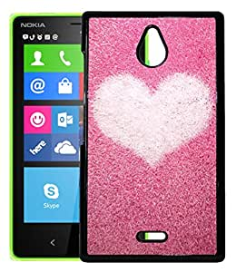 FCS Printed 2D Designer Hard Back Case For Nokia X2 Design-50010