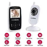 HelloBaby HB24 Drahtloser Video baby Monitor mit Digitalkamera