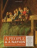 img - for A People and a Nation, Volume I: to 1877 book / textbook / text book