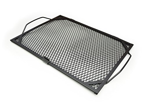 BBQ CHOICE Non-Stick Rectangular Mesh Barbecue