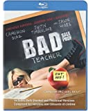 Bad Teacher (Unrated) Bilingual [Blu-ray]