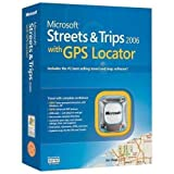 Microsoft Streets and Trips 2006 With GPS Locator[Old Version]