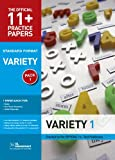 11+ Practice Papers, Variety Pack 1, Standard (Go Practice)