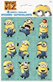 Despicable Me 2 Sticker Sheets, 4-Piece