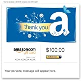 Amazon Gift Card - Email - Thank You