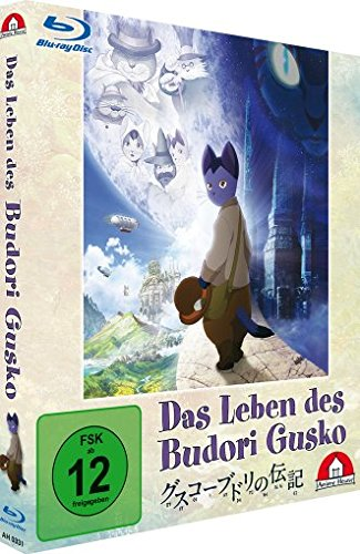 Das Leben des Budori Gusko (Blu-ray)