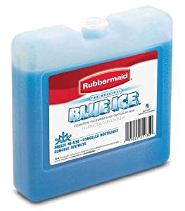 Rubbermaid Blue Ice Brand Weekender Pack 7