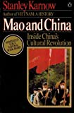 Mao and China: Inside China's Revolution (0140072217) by Karnow, Stanley