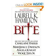 Bite by Laurell K. Hamilton, Charlaine Harris, MaryJanice Davidson and Angela Knight