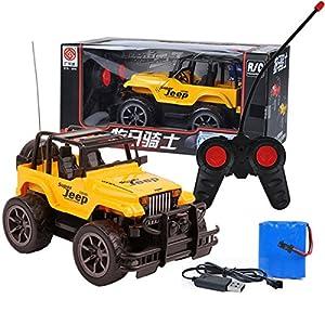 CY Big Wheel Off-Road Jeep Remote Control Car Kids Electronic Toys Radio Control Vehicle