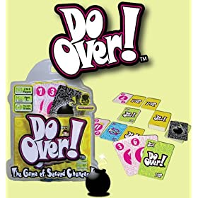 Do Over! The Game of Second Chance Card Game