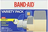 Band-Aid Brand Adhesive Bandages, Variety Pack, 280 Count Reviews
