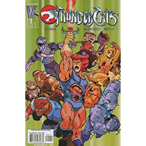 Thundercats Wildstorm on Thundercats  2002 Wildstorm   1  Amazon Com  Books