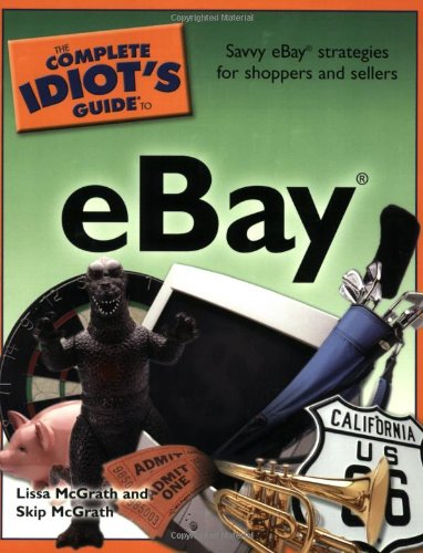 The Complete Idiot'S Guide To Ebay front-105271