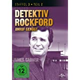Detektiv Rockford - Staffel 3.2 3 DVDs