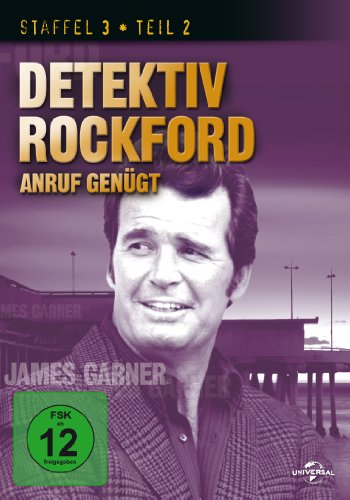 Detektiv Rockford - Staffel 3.2 [3 DVDs]