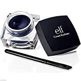 e.l.f. Cream Eyeliner MIDNIGHT Navy Blue ELF Eye Liner Gel Water Resistant
