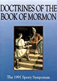 img - for Doctrines of the Book of Mormon: The 1991 Sperry Symposium on the Book of Mormon book / textbook / text book