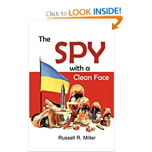 The Spy with a Clean Face Russell R. Miller