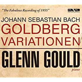 Goldberg Variations, BWV 988: Variatio 2 - a 1 Clav.