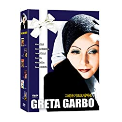 Greta Garbo Collection (Mata Hari, Queen Christina, Grand Hotel, Camille, Ninotchka, Anna Christie)