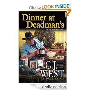 Dinner at Deadman's (Lorado Martin Mysteries)
