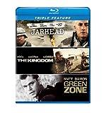 Jarhead / The Kingdom / Green Zone Triple Feature [Blu-ray]