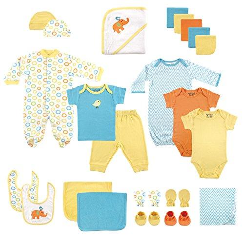 Unisex Newborn Baby Clothes front-676480