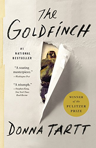 The Goldfinch by Donna Tartt