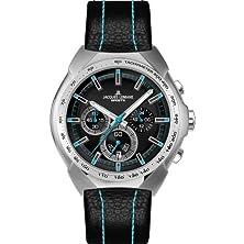 buy Jacques Lemans Men'S 1-1675F Jürgen Melzer Collection Sport Analog Chronograph Watch