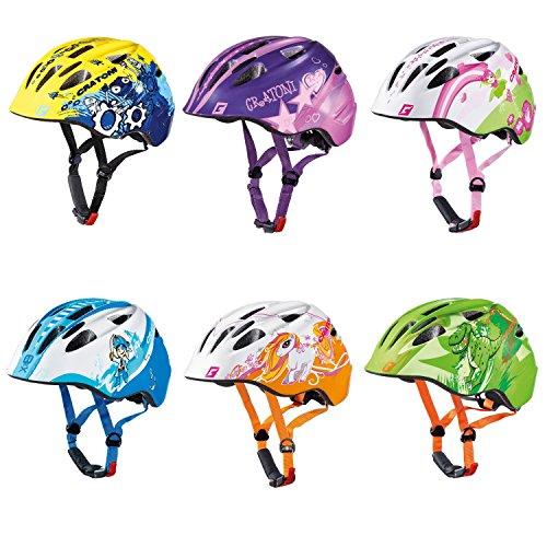 Cratoni Kinder Fahrradhelm Akino