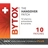 Bytox Hangover Prevention Remedy Patch Multivitamin Pack of 10 Patches