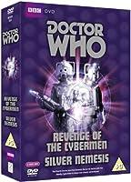 Doctor Who: Revenge of the Cybermen / Silver Nemesis [DVD] [1975]
