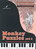 img - for Monkey Puzzles Theory, Bk 1 (Waterman/Harewood Piano) (Set 1) book / textbook / text book