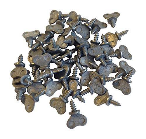 50 Dealer License Plate Thumb Screws Tag Plates Test Drive Demo Magnet Thumby (Car Dealer Supplies compare prices)