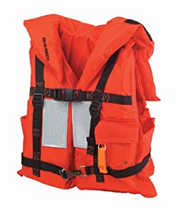 Stearns® Deluxe Merchant Mate™ II Life Vest International Orange