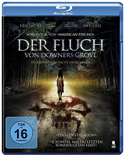 Der Fluch von Downers Grove [Blu-ray]