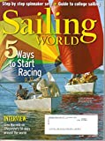img - for Sailing World Magazine, June 2004 book / textbook / text book