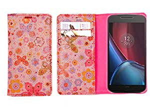 R&A Flip Cover Designed For HTC Desire 601