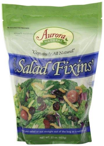Aurora Salad Fixins, 22 Ounce