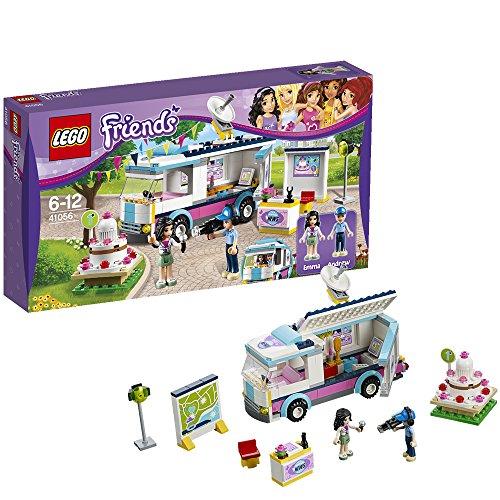 Lego 41056 - Friends Heartlake Mobile Fernsehstudio