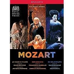 Mozart: Don Giovanni, Die Zauberflote & Le nozze di Figaro