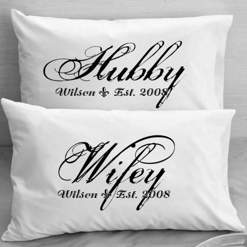 Husband and Wife Couples Gift Wedding, Anniversary, Romantic Gift ...