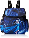 Concept One Handbags Frozen Elsa Sublimation Print Backpack